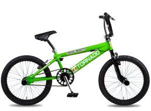 Tornado Freestyle BMX Groen