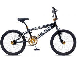 Wil je een BMX Kopen? Kijk dan hier voor deze mooi BMX Freestyle Tornado in Goudkleur!